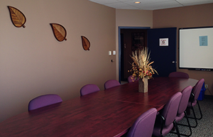 Family Visions Inc. Brandon - Board Room